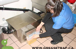 Automated Grease Traps, grease trap