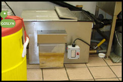 automatic Grease interceptors, grease traps