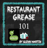 Restaurant Grease Book